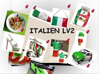Choisir l'italien