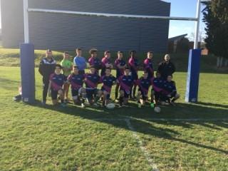 Championnat académique de rugby à XIII - 15 février 2017