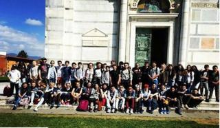 Voyage en Italie 2017