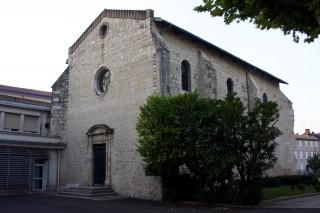 Le couvent des Carmélites